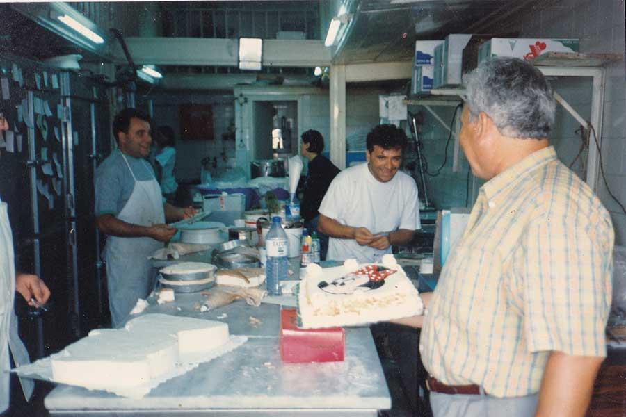 Kritikos Pastry, Ζαχαροπλαστείο Κρητικός 15 By Onesmart Promotion